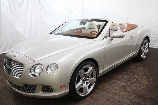2013 Bentley Continental GTC Base Pittsburgh PA