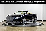 2013 Bentley Continental GTC Convertible $232,825 MSRP Costa Mesa CA