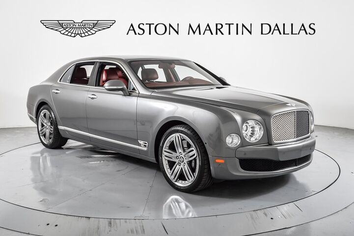 2013 Bentley Mulsanne  Dallas TX