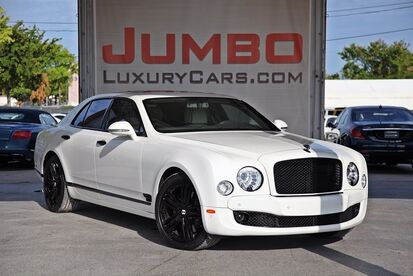 2013_Bentley_Mulsanne_Base_ Hollywood FL