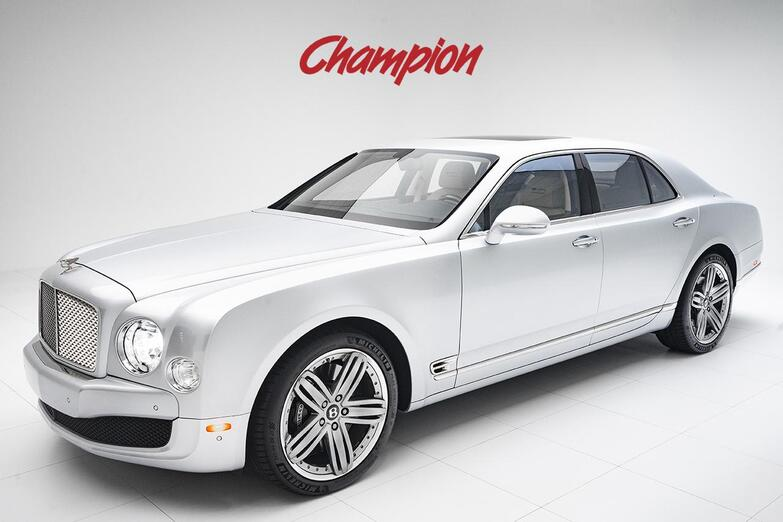 2013 Bentley Mulsanne LeMans Edition  Pompano Beach FL