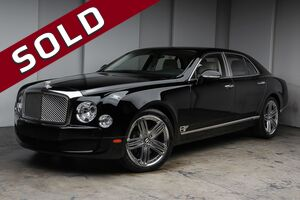 2013_Bentley_Mulsanne_LeMans Edition_ Akron OH