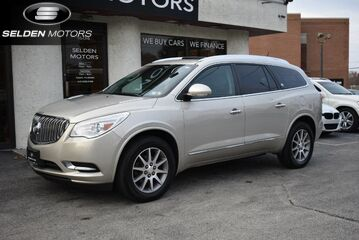 2013_Buick_Enclave_7 Passenger_ Willow Grove PA