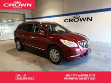 2013_Buick_Enclave AWD / Leather / Fog Lamps / One Owner / Great Value_AWD 4dr Leather_ Winnipeg MB