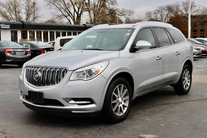 2013 Buick Enclave Leather Fort Wayne Auburn and Kendallville IN
