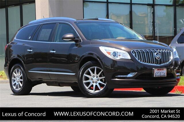 2013 Buick Enclave Leather Group Concord CA