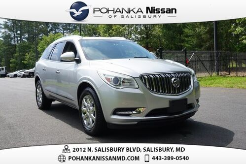 2013_Buick_Enclave_Leather Group_ Salisbury MD