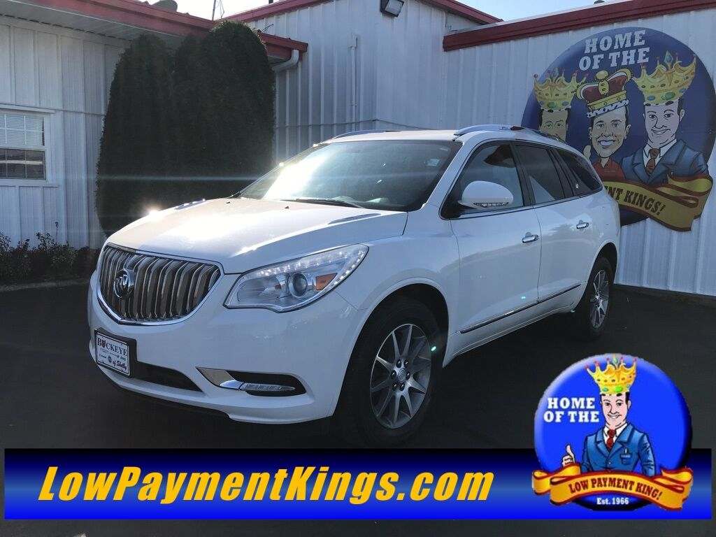 2013 Buick Enclave Leather Group Shelby OH