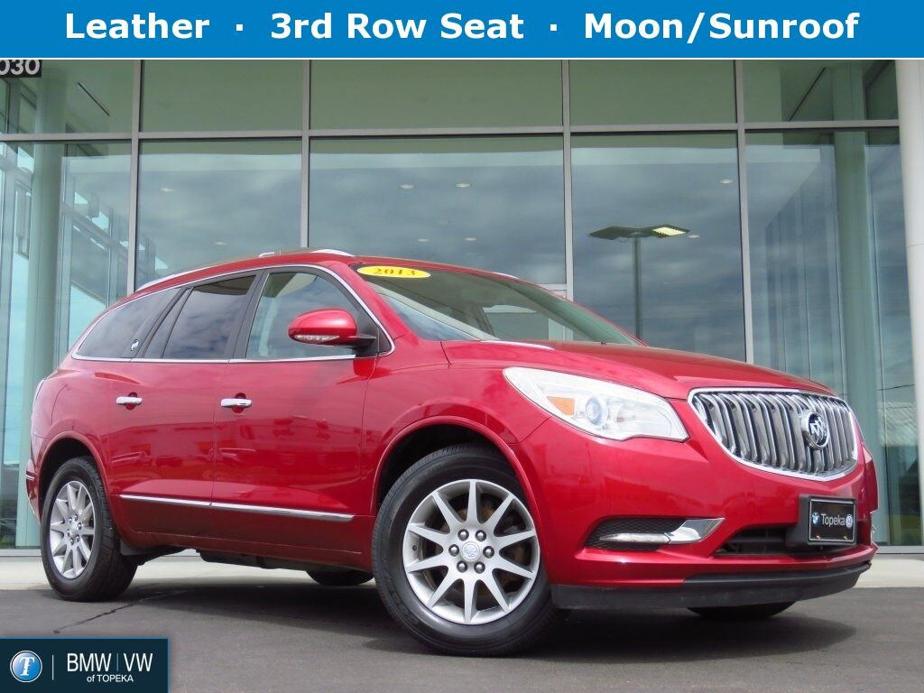 2013 Buick Enclave Leather Group Topeka KS