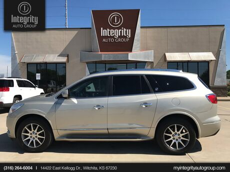 2013 Buick Enclave Leather Wichita KS
