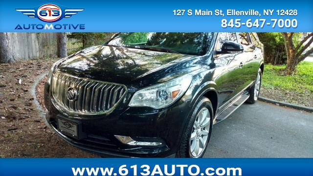 2013 Buick Enclave Premium AWD Ulster County NY