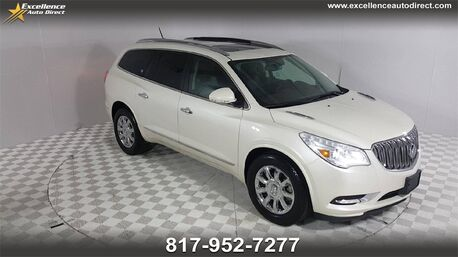 2013_Buick_Enclave_Premium Group TOWING PACKAGE/BLIND/REAR ENT/NAV/CAM/SUN/CRUISE_ Euless TX
