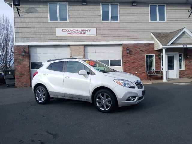 2013 Buick Encore Convenience East Windsor CT