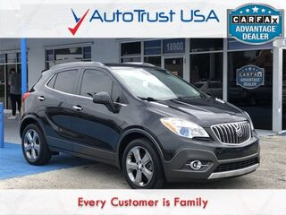 Buick Encore Convenience 2013