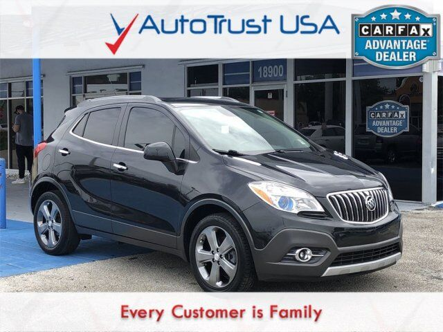 2013 Buick Encore Convenience Miami FL