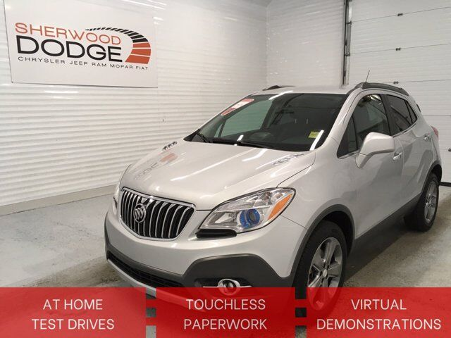 2013 Buick Encore Convenience Sherwood Park AB