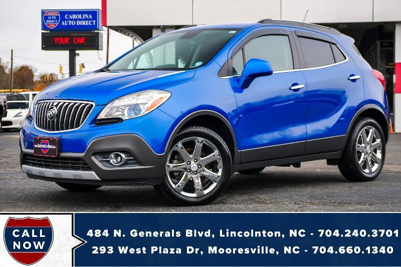 2013 Buick Encore Convenience *Turbo* w/ NAV & Remote Start Mooresville NC
