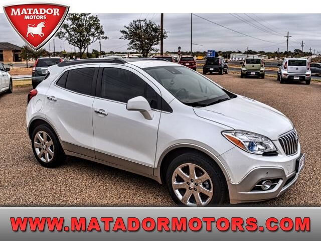 2013 Buick Encore FWD 4dr Premium Wolfforth TX