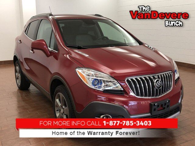 2013 Buick Encore Leather Akron OH