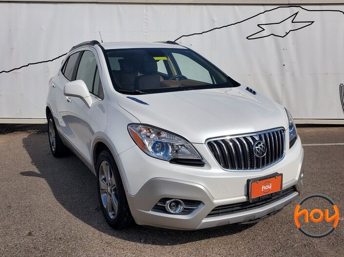 2013 Buick Encore Leather El Paso TX