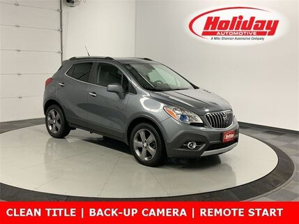 2013_Buick_Encore_Leather_ Fond du Lac WI