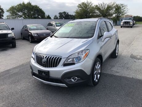 2013 Buick Encore Leather Gainesville TX