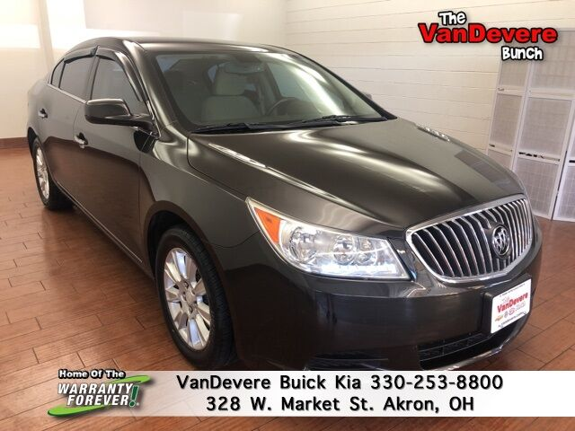 2013 Buick LaCrosse Base Akron OH