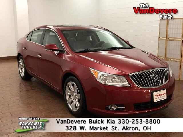 2013 Buick LaCrosse Leather Akron OH
