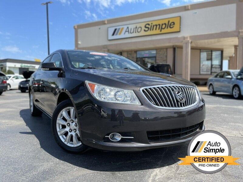 2013 Buick LaCrosse Leather Cleveland TN