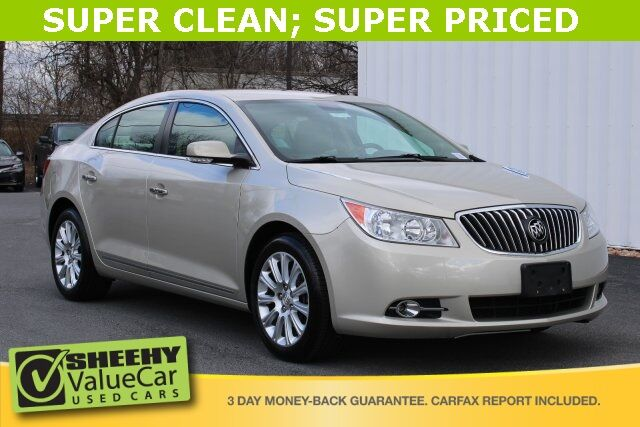 2013 Buick LaCrosse Leather Group Hagerstown MD