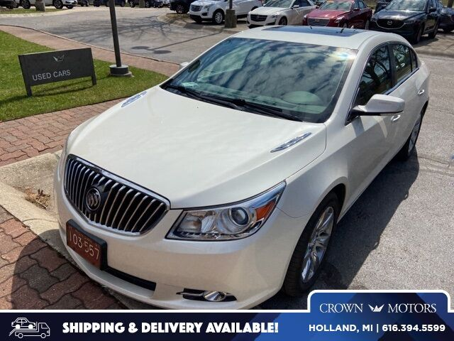 2013 Buick LaCrosse Leather Group Holland MI