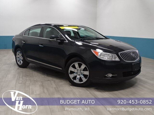 2013 Buick LaCrosse Leather Group Milwaukee WI