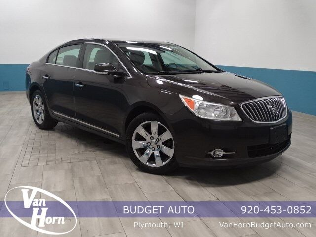 2013 Buick LaCrosse Leather Group Plymouth WI
