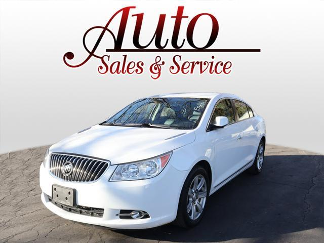 2013 Buick LaCrosse Leather Indianapolis IN