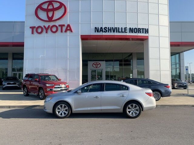2013 Buick LaCrosse Leather Nashville TN