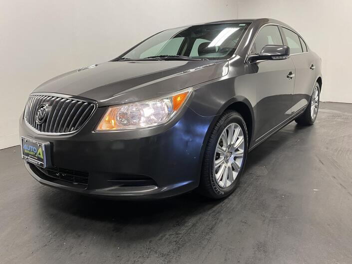 2013 Buick LaCrosse Leather Package Texarkana TX