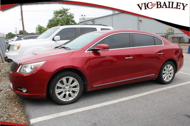 2013 Buick LaCrosse Leather Spartanburg SC