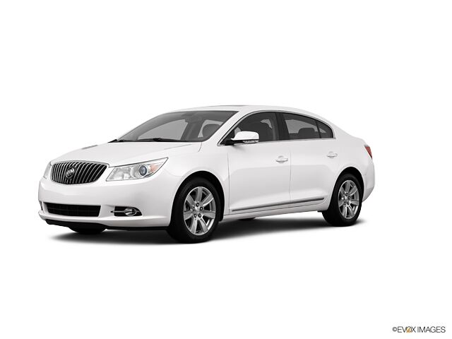 2013 Buick LaCrosse Premium Package 2, w/Leather Indianapolis IN