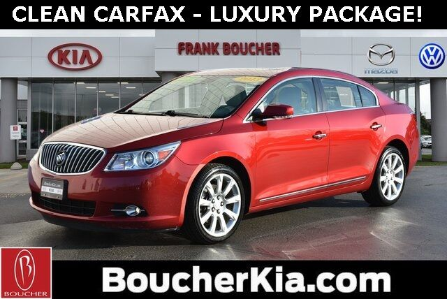 2013 Buick LaCrosse Touring Group Racine WI