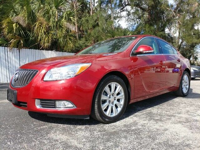 2013_Buick_Regal_Base_ Fort Myers FL