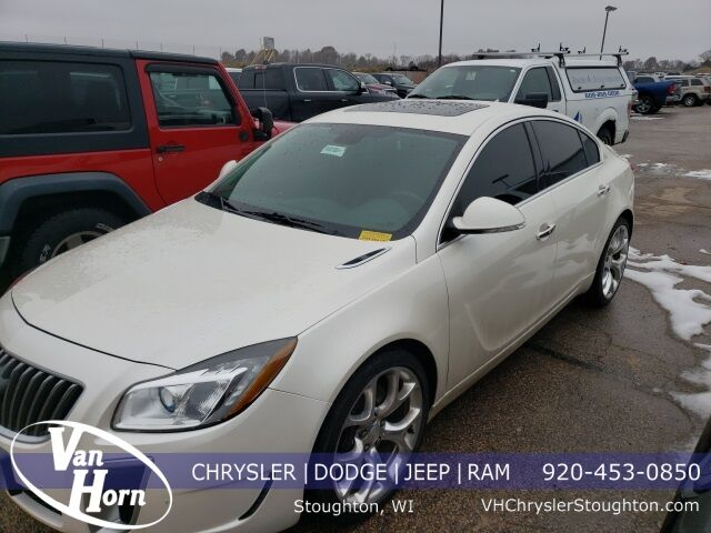 2013 Buick Regal GS Milwaukee WI