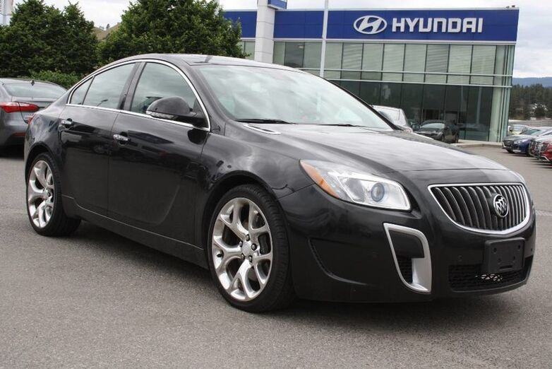 2013 Buick Regal GS No accident Leather,Bluetooth,sunroof, Kelowna BC