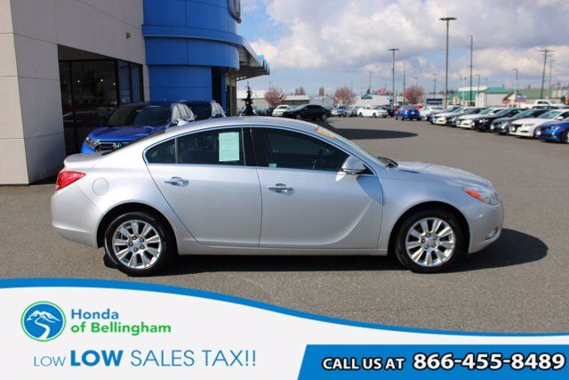 2013 Buick Regal Premium 1 Bellingham WA
