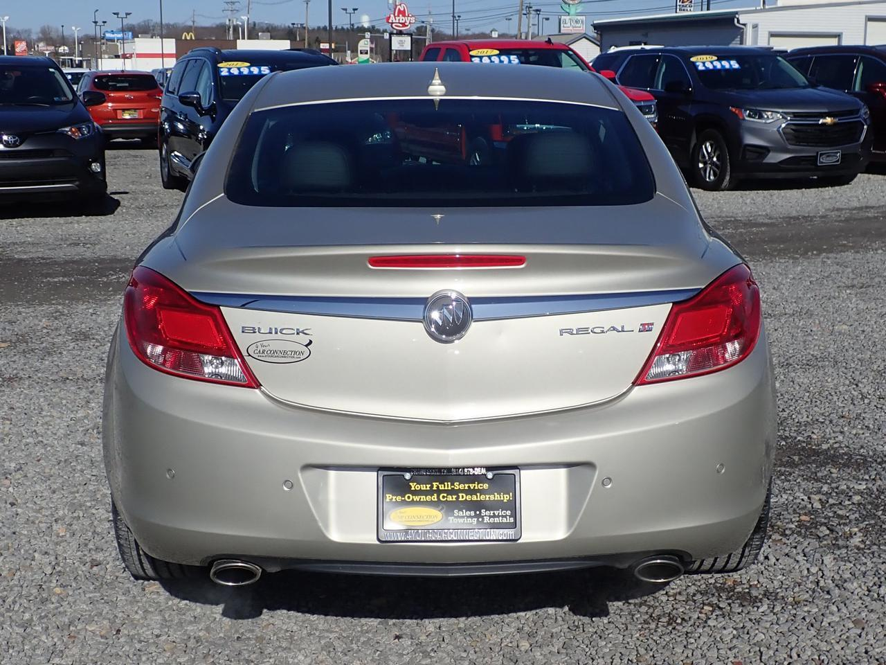 2013 Buick Regal Premium  Turbo Cranberry PA