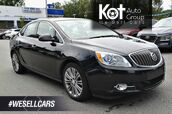 2013 Buick Verano 4dr Sdn Turbo. Backup cam! Bluetooth! Navigation!