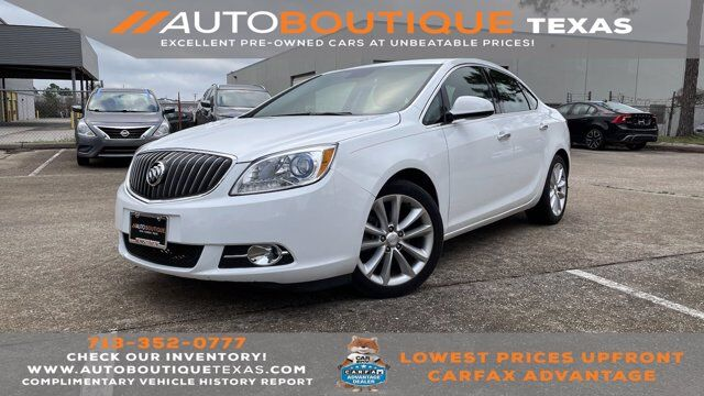 2013 Buick Verano Leather Group Houston TX