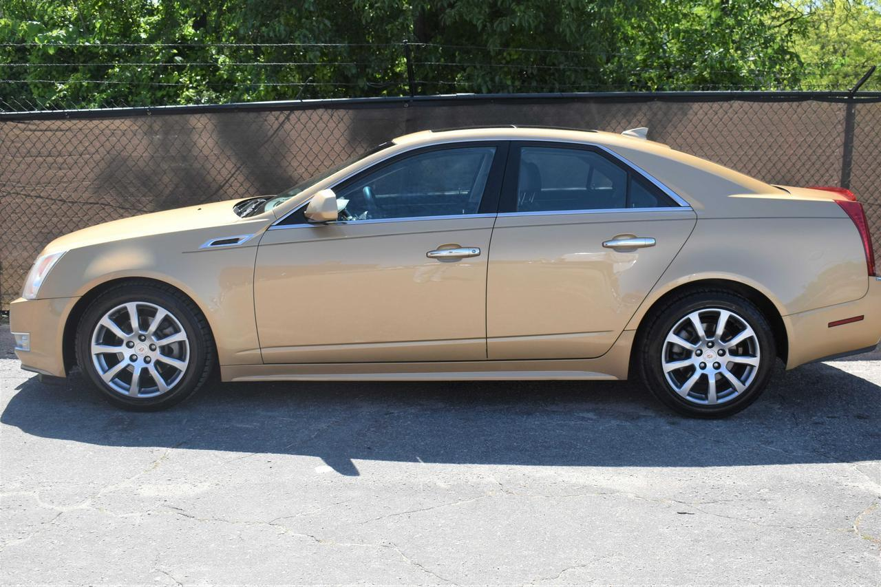 2013 CADILLAC CTS Luxury Youngsville NC
