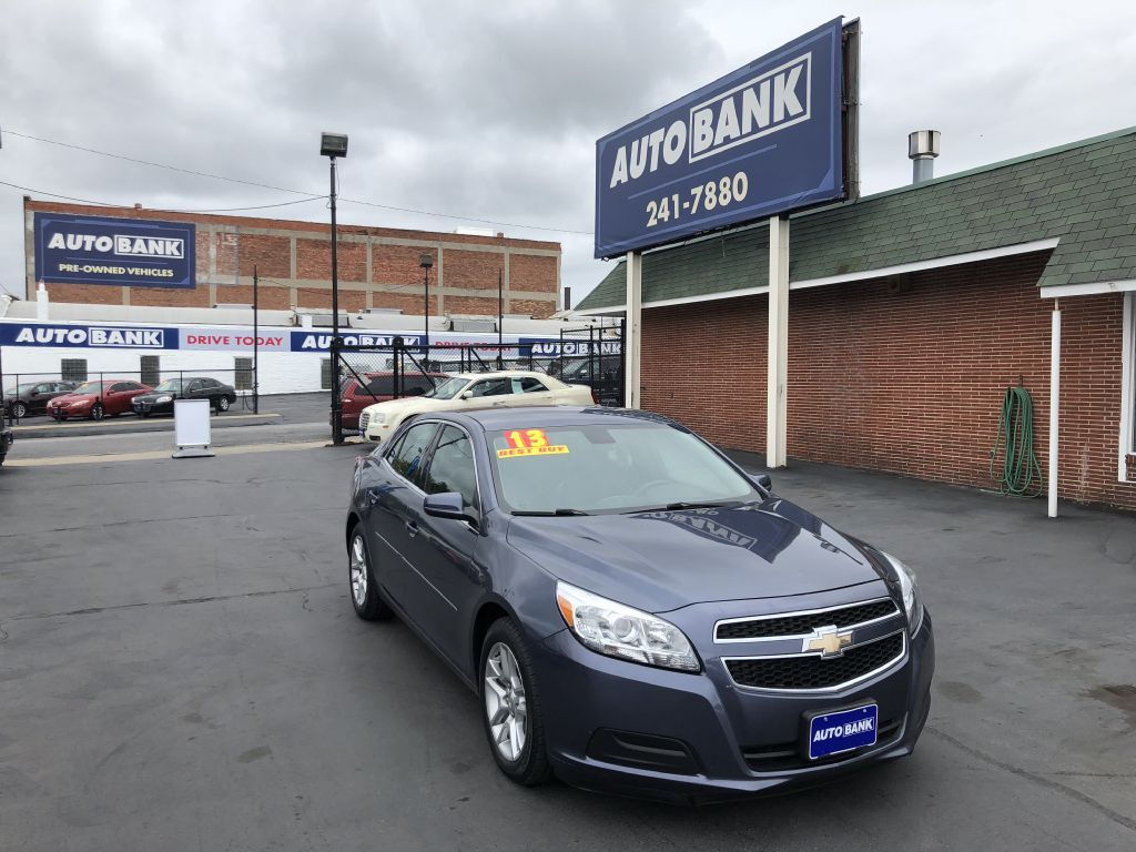 2013 CHEVROLET MALIBU 1LT Kansas City MO