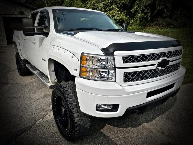 2013_CHEVROLET_SILVERADO 2500 CREW CAB 4X4_LT Z92 ALC CONVERSION_ Bridgeport WV