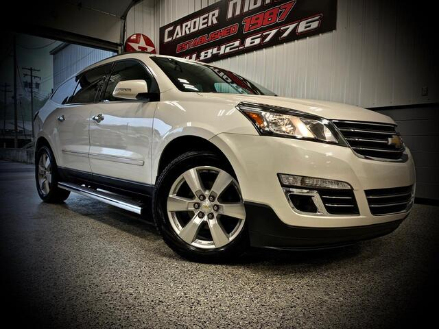 2013_CHEVROLET_TRAVERSE_LTZ AWD_ Bridgeport WV